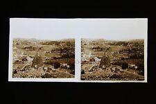 Le Puy Polignac France Photo Plaque stéréo pos. vers 1920