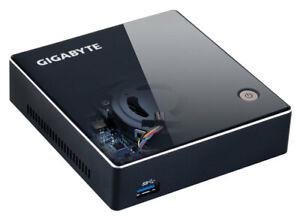 Gigabyte Brix XM11-3337 Mini Ultra compact PC 16 GB RAM 128 GB SSD
