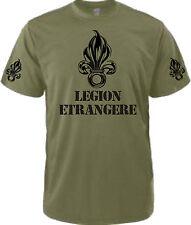 Legión Étrangère Ejército Francia Extranjera Guerra Soldados Infantería Infant