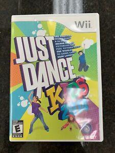 Just Dance Kids 2014 (Nintendo Wii, 2013)