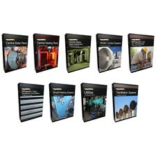 Huge HVAC Training Course Manual Collection Bundle