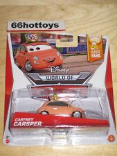 Disney World of Cars Cartney Carsper 2014 NEW