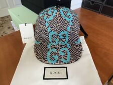 Gucci Sequinned GG Cap Size S Limited Edtion Price £595