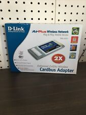 D-Link Air Plus Wireless Network Card DWL-650+