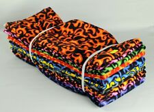 ON FIRE FABRIC BY THE BUNDLE 54 YARDS TOTAL 9 SIX YARD CUTS