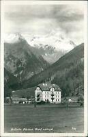 Ansichtskarte Mallnitz Kärnten Hotel Ankogel  (Nr.903)