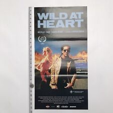 WILD AT HEART -Original Australian DAYBILL - David LYNCH