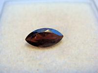 Garnet Gemstone Marquise Cut 8 mm x  4 mm 1 carat faceted natural Gem