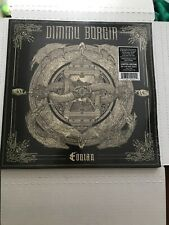 Dimmu Borgir : Eonian /Beer with White Splatter/Metal/Vinyl 2-Disc Lp /500 Made