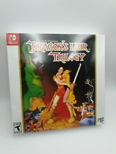 Dragons Lair Trilogy Classic Edition Nintendo Switch Game Limited Run