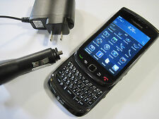 GREAT! BlackBerry Torch 9800 Camera QWERTY WIFI World GSM Slider AT&T Smartphone