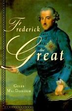 Frederick the Great: A Life in Deed and Letters-ExLibrary