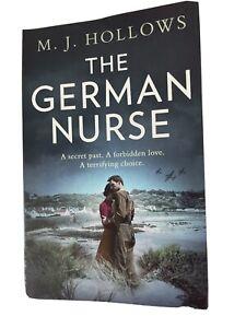 The German Nurse M.J. Hollows 2021 PB Book