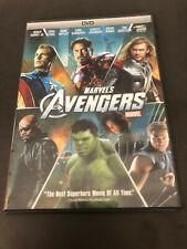 MARVELS - THE AVENGERS  (  DVD , 2012 )
