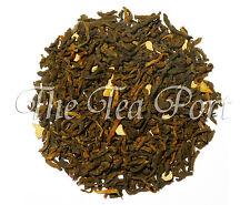 Scottish Caramel Toffee Pu-erh Loose Leaf Tea - 1/4 lb