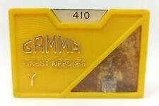 Re son 33 hifi gamma needle sapphire ref 410 sr puntina re-son giradischi new