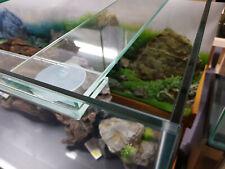 "Brand new 6ft x 24 x 28""H aquarium/fish tank c/w cover glass & polished edges"