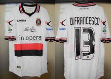 maglia shirt lanciano nr 13 di francesco new M match worn legea toppe lextra b