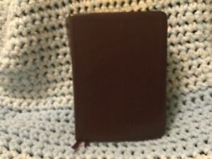 LDS Quad Mormon Scriptures Bible Bk of Mormon Pearl D&C Burgandy Indexed 33tab