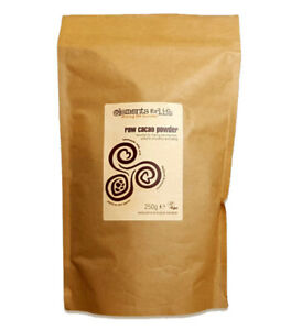 EFL Raw Cacao Powder - Elements For Life - FREE DELIVERY ON ORDERS OVER £10