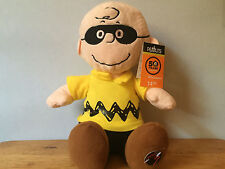 NEW! Exclusive Charlie Brown Musical Halloween Mask Costume Plush Figure 50th