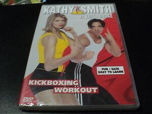 """DVD NEUF """"KICKBOXING WORKOUT"""" Kathy SMITH & Keith COOKE"""