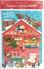 Hallmark Countdown To Christmas Advent Calendar Santa's Workshop