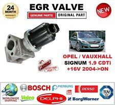 PER OPEL SIGNUM 1.9 CDTI + 16V 2004- > EGR VALVOLA 2 PIN CON