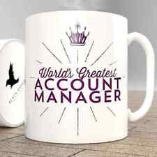 World's Greatest Account Manager - Mug