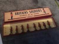 W Britains Britain's Soldiers Regiments Of All Nation Canadian Police 459993