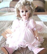 "Rare Porecelain Dolls Maryse Nicole Originals ""Shirley"" Number 431 of 500 1989"