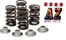 Arctic Cat DVX400 DVX 400 Kibblewhite Race Titanium Valves Springs Spring Kit