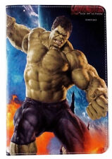 For Apple iPad 2 3 4 Hulk Marvel Comics DC Smart New Stand Case Cover +