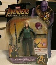 Marvel Avengers Black Widow Figure - Avengers Infinity War - Hero Vision