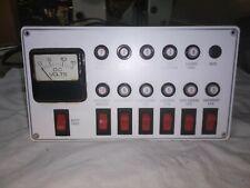 12vdc Four Winns electrical breaker panel