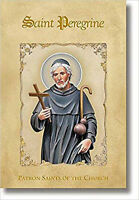 Saint Peregrine - Novena and Prayers (Spanish)