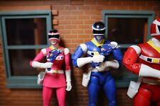 Power Rangers Legacy In Space Lot of 5