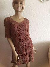 NEXT Viscose Short Sleeve Regular Size Dresses for Women