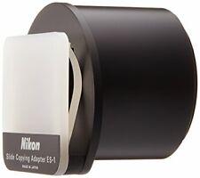 Nikon Slide Copy Adapter ES-1 Convert film to digital data