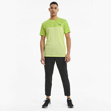 Puma Men's Train Vented AOP Tee