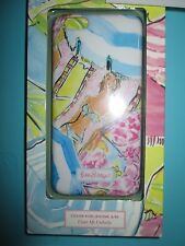 NIB Lilly Pulitzer Case Cover iPhone 6/6S $34 Under My Umbrella Beach Bikini