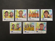 No-2--2012-OLYMPIC  GOLD  WINNERS--7   STAMP   ISSUES --TOP  ISSUES