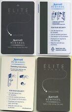 2 Hotelkarten Keycard Marriott Rewards USA