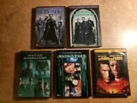 The Complete Matrix Trilogy, Reloaded, Revolutions, Animatrix, Sum Of All Fears