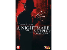 DVD  BOX  -   A NIGHTMARE ON ELM STREET  COLLECTION - 7 FILMS   (NEW SEALED)