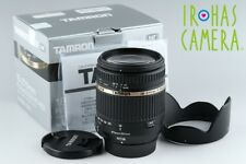 Tamron AF 18-270mm F/3.5-6.3 Di-II PZD VC B008 Lens for Nikon With Box #14402F1