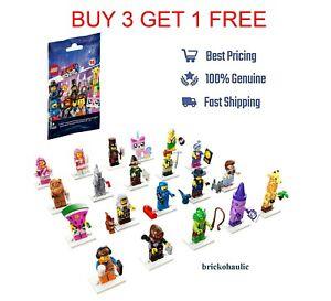 Lego Movie Series 2 Minifigures 71023 Wizard of Oz Dorothy Scarecrow Tin Man