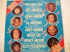 Original Artists - Golden Songs (Various Artists) MFP 50246 Vinyl LP