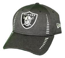 "Oakland Raiders New Era 9Forty NFL ""Shadow Speed"" Performance Adjustable Hat"