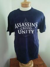 Assassin's Creed Unity Limited Edition T-shirt shirt navy blue medium Sealed New